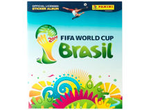 Panini Pack Album + 30 Sticker Fifa Brasil 2014 $990