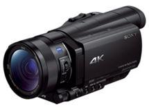 Cámara Sony FDR-AX100 4K $1.299.990