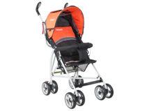 Infanti Coche Paragua Spin H108 Black Orange $34.990