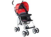 Infanti Coche Paragua Spin H108 Rojo Negro $29.990