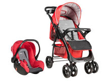 Infanti Coche Travel system Andes E69 Red $139.990
