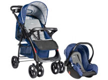 Infanti Coche Travel system Andes E69 Navy $139.990
