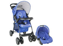 Infanti Coche Travel System  London Blue $79.990