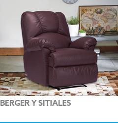 Berger y sitiales