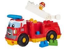 Mega Bloks Camión Bombero $28.990