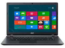 Notebook Acer 15.6' Intel Inside 2GB/500GB $189.990