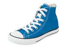 Converse Zapatilla Chuck Taylor All Star Azul T27 - T35 $16.090