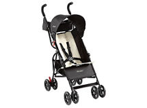 The First Years Coche Paragua Jet Natural-Negro $49.990