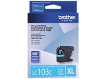 Cartucho de tinta alto rendimiento Brother (XL Series) Cyan $9.990