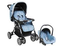 Baby Way Coche Travel System BW-404N12 Denim $99.990