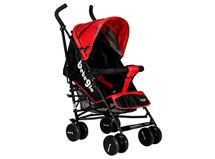 Bebeglo Coche Paseo Rojo RS-1304B $69.990