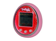 Tamagotchi Friends Mascota Virtual Gem Style Rojo $9.990
