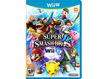 Juego Nintendo Wii U Super Smash Bros $44.990