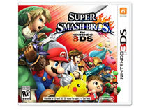 Juego Nintendo 3DS Super Smash Bros $29.990