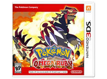 Juego Nintendo 3DS Pokemon Omega Ruby $24.990