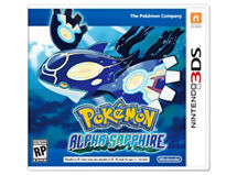 Juego Nintendo 3DS Pokemon Alpha Sapphire $29.990