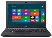 Notebook Acer 14' Intel Inside 2GB/500GB $209.990