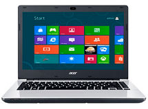 Notebook Acer 14' Intel Celeron / CineCrystal $259.990
