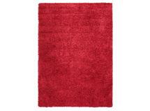 Alfombra Casino Shaggy Rojo 150x220 DIB $39.990