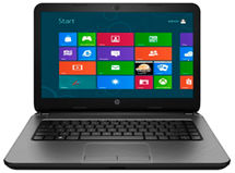 Notebook HP 14' Intel Inside 4GB/500GB $259.990