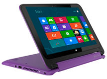 Notebook HP Touch 11.6' Intel Inside 4GB/500GB $369.990
