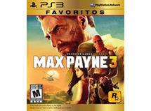 Juego PS3 Max Payne 3 $7.495