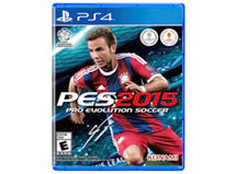 Juego PS4 Pes Evolution Soccer 2015 $29.990