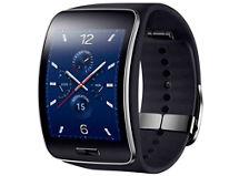 Samsung Galaxy Gear S Negro/Azul Producto sin stock