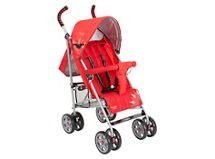 Baby Way Coche Paragua Rojo BW-110R15 $49.990