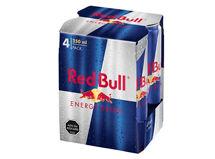 Pack 4 Red Bull $5.290
