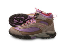 Zapatilla Spalding Outdoor Mujer Flame High III $23.990