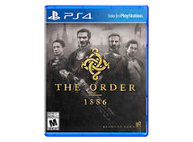 Juego PS4 The Order:1886