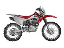 Moto Honda CRF230 F + Casco $2.990.000