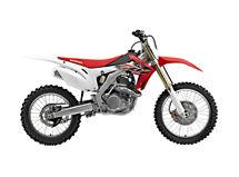 Moto Honda CRF 450R + Casco $6.390.000