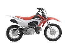 Moto Honda CRF110 F + Casco $1.790.000
