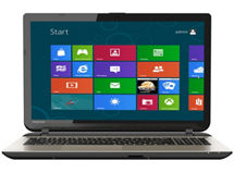 Notebook Toshiba 15.6' Intel Celeron 4GB/500 GB $269.990