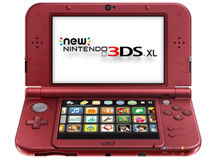 Nintendo 3DS XL New Red