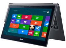 Notebook Acer Convertible Touch 13,3' Intel Core i7 8GB/256GB SSD $899.990