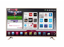 LED LG 32' 2LF585 SMART TV HD $199.990