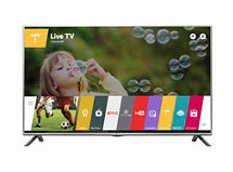 LED LG 49' LF6400 SMART TV Full HD 3D $479.990