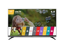 LED LG 43'' LF5900 Smart TV $319.990