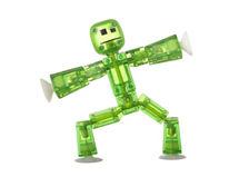 Stikbot Figura Miniatura Paris $5.990