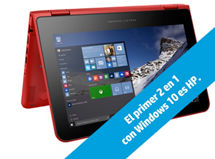 Notebook HP 11,6' Intel Pentium 4GB/500GB Touch $339.990