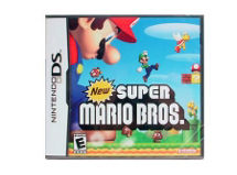 Juego New Super Mario Bros Nintendo DS $12.990
