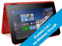 Notebook HP 11,6' Intel Pentium 4GB/500GB $349.990