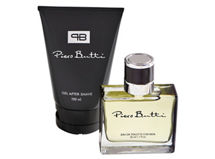 Set Piero Butti EDT 50 ml + Gel After Shave + Cosmetiquero $6.990