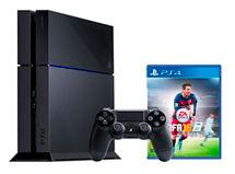 Consola PS4 500 GB + FIFA 16.
