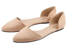Zapato Ballerina Casual Alaniz $9.990