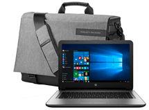 Notebook HP 14' Intel Core i3 4GB /500GB + Bolso $349.990