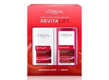Pack Revitalift Leche + Tónico L'Oréal $6.290